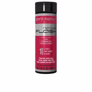 Tintes NATURE FLASH hair color cream Abril Et Nature