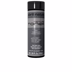 NATURE TONER hair toner mask #7.18 100 ml