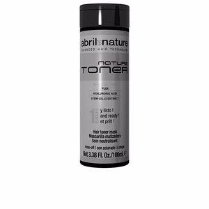 Tintes NATURE TONER hair toner mask Abril Et Nature