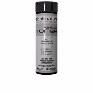 NATURE TONER hair toner mask #13.8 100 ml