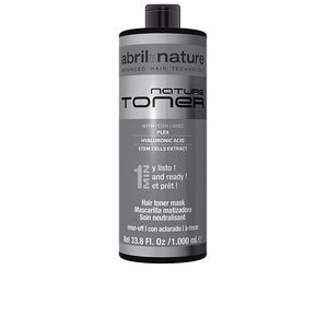 NATURE TONER hair toner mask #7.18 1000 ml