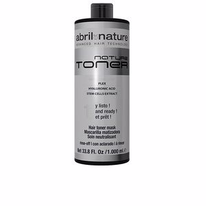 NATURE TONER hair toner mask #12.8 1000 ml