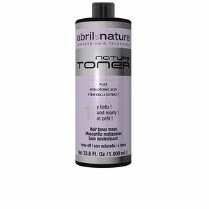 NATURE TONER hair toner mask #13.7 1000 ml