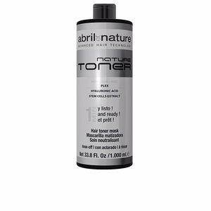 NATURE TONER hair toner mask #13.8 1000 ml