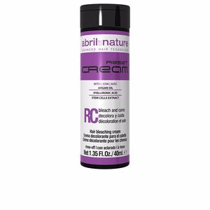 Bleichmittel RESET CREAM hair bleaching cream Abril Et Nature