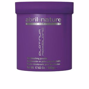 Bleaches PLATINUM MAXIBLANC hair bleaching powder Abril Et Nature