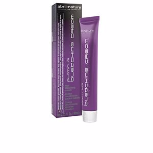 Bleaches PLATINUM BLEACHING CREAM hair bleaching Abril Et Nature