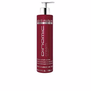 Hair styling product STYLING DINAMIC CREAM fixing cream soft with conditioner Abril Et Nature