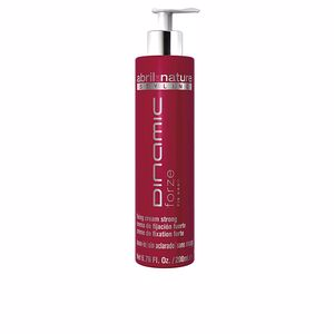 Hair styling product STYLING DINAMIC FORZE fixing cream strong Abril Et Nature