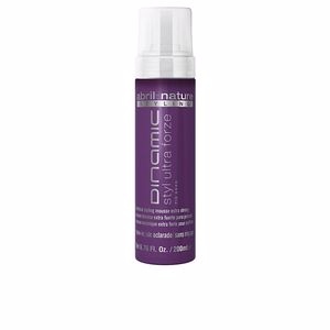 Producto de peinado STYLING DINAMIC STYL ULTRA FORZE mousse extra strong Abril Et Nature