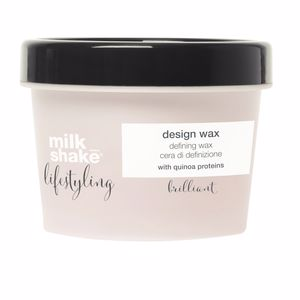 Hair styling product LIFESTYLING design wax Milk Shake