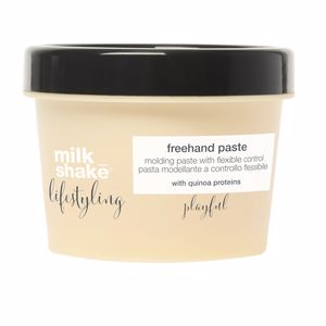 Hair styling product LIFESTYLING freehand paste Milk Shake