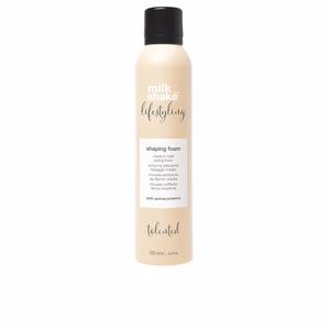 Hair styling product LIFESTYLING shaping foam Milk Shake