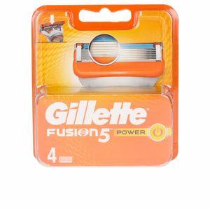 Cuchillas de afeitar FUSION 5 POWER cargador Gillette