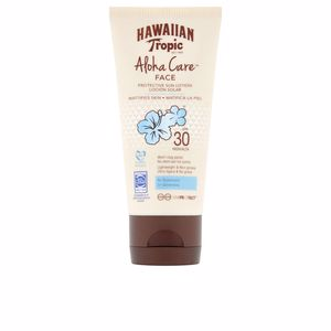 Gezicht ALOHA CARE FACE sun lotion SPF30 Hawaiian Tropic