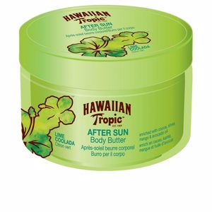 Corporales AFTER SUN BODY BUTTES lime coolada Hawaiian Tropic