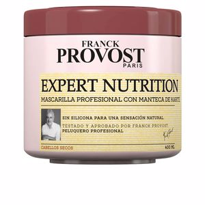 Hair mask for damaged hair EXPERT NUTRITION mascarilla secos y asperos Franck Provost