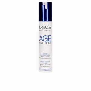 Anti aging cream & anti wrinkle treatment AGE PROTECT multi-action fluid Uriage