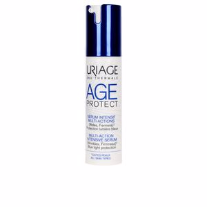 Anti aging cream & anti wrinkle treatment AGE PROTECT  intensive serum Uriage