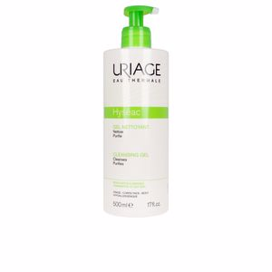 Limpiador facial HYSÉAC cleanising gel New Uriage