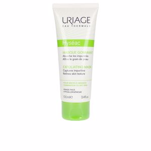 Face mask HYSÉAC exfoliating mask Uriage