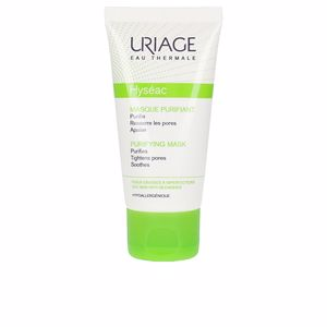 Face mask - Acne Treatment Cream & blackhead removal HYSÉAC purifying mask Uriage