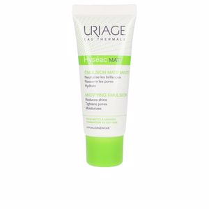 Matifying Treatment Cream - Acne Treatment Cream & blackhead removal HYSÉAC MAT matifying emulsion Uriage