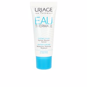 Face moisturizer EAU THERMALE light water cream Uriage
