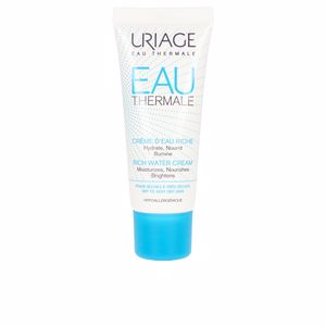 Face moisturizer EAU THERMALE rich water cream Uriage