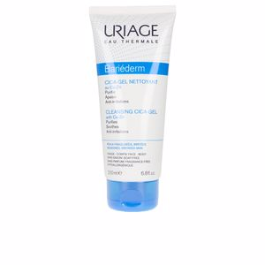 Facial cleanser BARIÉDERM cleanising cica gel Uriage
