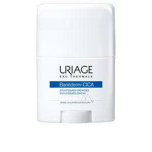 Hidratante corporal - Tratamientos y cremas pies - Tratamientos y cremas manos BARIÉDERM stick fissures cracks Uriage