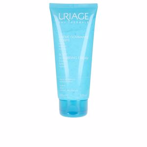 Body exfoliator BODY SCRUBBING cream Uriage