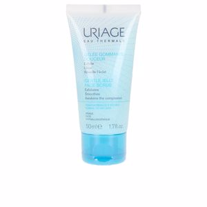 Face scrub - exfoliator GENTLE jelly face scrub Uriage