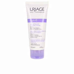 Intimate gel GYN-8 soothing cleanising gel intimate hygiene Uriage