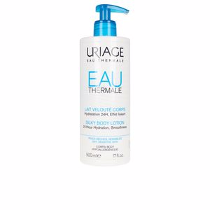 Body moisturiser EAU THERMALE silky body lotion Uriage