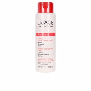 Cleansing milk ROSÉLIANE dermo-cleanising fluid Uriage