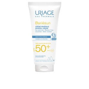 Gesichtsschutz BARIÉSUN mineral cream SPF50+ Uriage