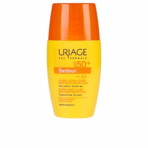 Faciais BARIÉSUN ultra-light fluid very high protection SPF50+ Uriage