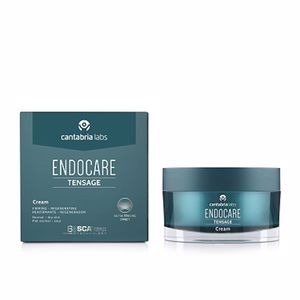 Anti-Aging Creme & Anti-Falten Behandlung - Hautstraffung & Straffungscreme  TENSAGE regenerating intensive treatment ampoules Endocare