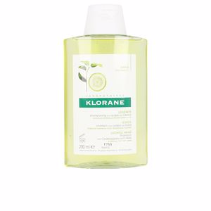 Purifying shampoo - Shampoo for shiny hair LIGHTNESS shampoo with citrus pulp Klorane