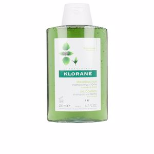 Reinigendes Shampoo OIL CONTROL shampoo with nettle Klorane