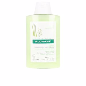 Hair straightening shampoo SMOOTHING shampoo with papyrus milk Klorane