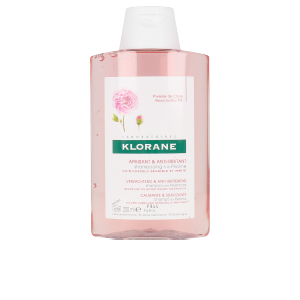 Moisturizing shampoo SOOTHING&ANTI-IRRITATING shampoo with peony Klorane