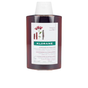 Anti hair fall shampoo STRENGTHENING&REVITALIZING shampoo with Quinine & B Vitamins Klorane