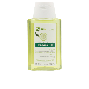 Shampoo for shiny hair PURIFYING shampoo with citrus pulp Klorane