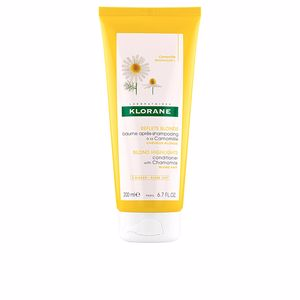 Acondicionador brillo - Acondicionador color  - Acondicionador desenredante BLOND HIGHLIGHTS conditioner with chamomile Klorane