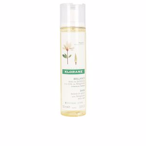 Shiny hair  treatment SHINE leave-in spray with magnolia Klorane