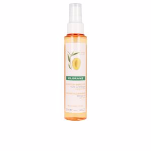 Hair moisturizer treatment - Shiny hair  treatment NUTRITION mango oil Klorane