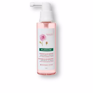 Hair repair treatment SOOTHING&ANTI-IRRITATING SOS serum with peony Klorane
