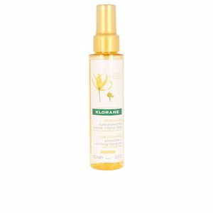Sun Protection hair treatment SUN RADIANCE protective oil with ylang-ylang Klorane